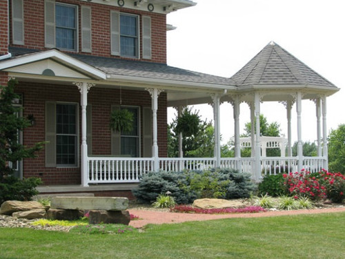 Structural Porch Posts