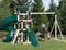 Discovery Depot Set D48-3 Swingset   Adventure World Playset