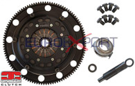 Honda B16 B18 B20 184mm Rigid Twin Disc Kit Competition Clutch 4-8026-C