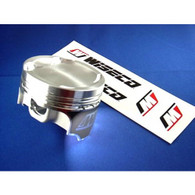 BMW M50B25 2.5L 24V Turbo Forged Piston Set - KE115M85