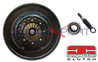 Competition Clutch RX7 (1.3L Turbo) 13B Engines 7.25 Twin Disc Ceramic Kit-Multi Plate Assembly