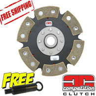 Honda B16/B18/B20 Competition Clutch 6 Puck Solid