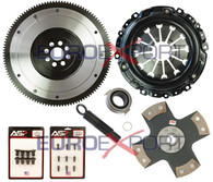 Honda K20 Competition Clutch Lightweight Steel Flywheel + Stage 5 Clutch Kit 1