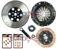 Honda D Series with B Series Transmission Competition Clutch Lightweight Steel Flywheel + Stage 3 Clutch Kit