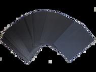 "Premium Oslong Wet/Dry Sandpaper 70 sheets 3"" X 5 1/2"" COMBO 400/600/800/1000/1200/1500/2000 Grit"