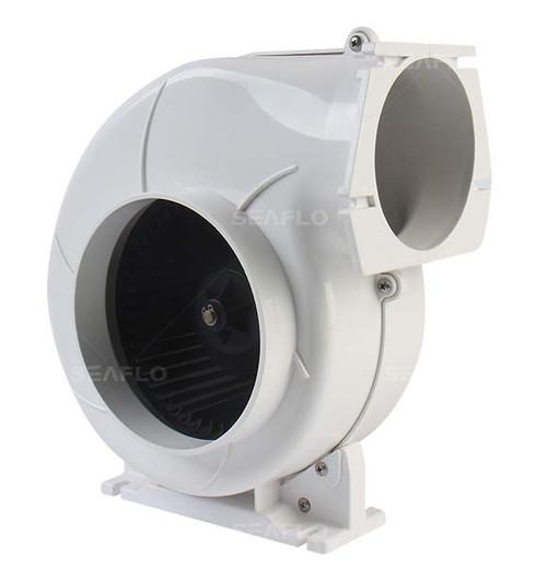 12v Blower Fan 500 Cfm : Bilge blower marine seaflo