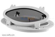 SEAFLO Oval Porthole/Portlight