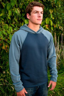 MEN'S HOODIE /  Charcoal, Grey