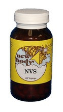 NVS (Nerves) Herbal Formula 100 Vegicaps