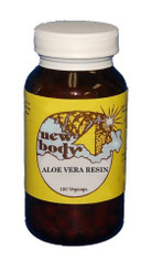 ALOE VERA RESIN 100 Vegicaps