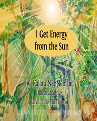 I GET ENERGY FROM THE SUN