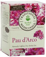 Traditional Medicinals Pau d Arco Tea