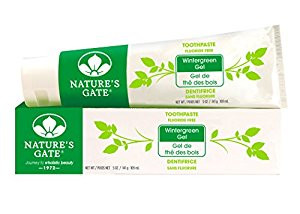 Nature's Gate Wintergreen Toothpaste