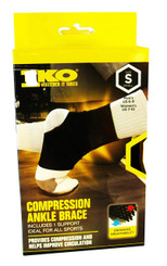 TKO Compression Ankle Brace Enhanced Breath-ability