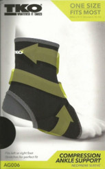 TKO COMPRESSION ANKLE SUPPORT