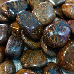 Bronzite for self assurance, ancestor connection, courage