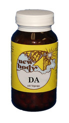 DA (Digestive Aid) Herbal Formula 100 Vegicaps
