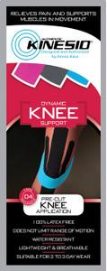 Kinesio® Pre-cut Kinesiology Tape (2449331)