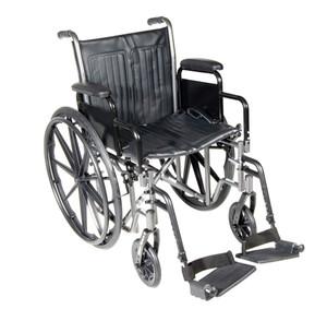 Dual Axle Wheelchairs (432230)