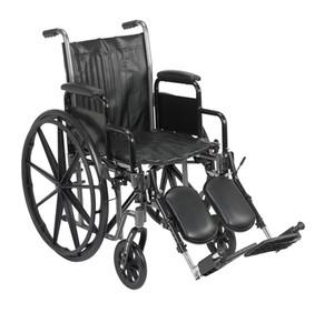 Dual Axle Wheelchairs (432231)