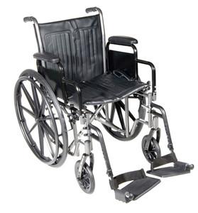 Dual Axle Wheelchairs (432251)