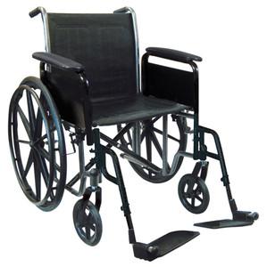 Dual Axle Wheelchairs (432260)