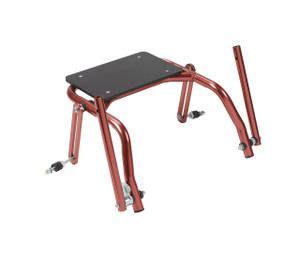 Nimbo 2G Walker Seat Only, Small, Castle Red