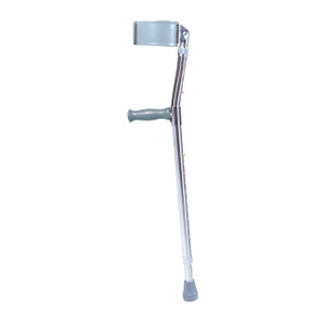 Lightweight Walking Forearm Crutches, Tall Adult, 1 Pair