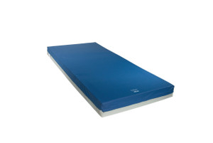 Gravity 8 Long Term Care Pressure Redistribution Mattress, No Cut Out, Small
