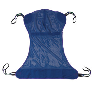 Full Body Patient Lift Sling, Mesh, Medium