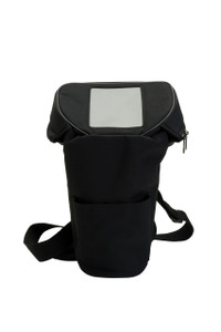 Oxygen Cylinder Carry Bag, Vertical Horizontal or Backpack Bag
