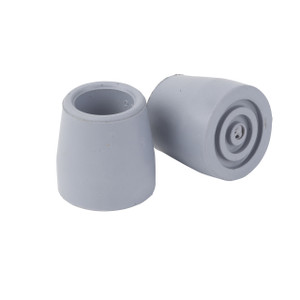 Utility Walker Replacement Tips, 1 Pair