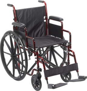 Rebel Lightweight Wheelchair