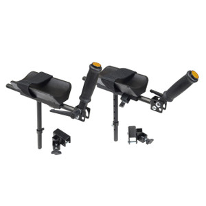 Forearm Platforms for all Wenzelite Safety Rollers and Gait Trainers, 1 Pair
