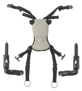 Trekker Gait Trainer Hip Positioner and Pad, Large