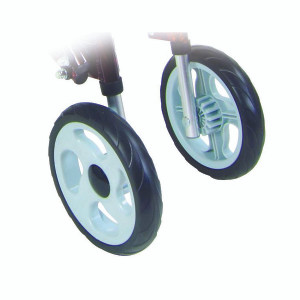Nimbo Non-Swivel Front Wheels, 1 Pair