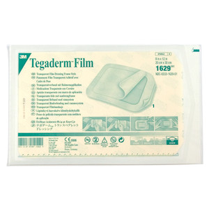 Tegaderm Transparent Film Dressing, 8 in x 12 in