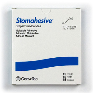 Stomahesive Moldable Adhesive Strips