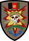 STICKER US UNIT Combined Joint Special Operations Task Force - Afghanistan A