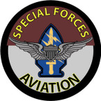 STICKER US ARMY VET SPECIAL FORCES AVIATION DECAL