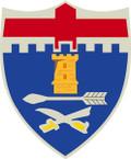 STICKER US ARMY UNIT1st Infantry Regiment
