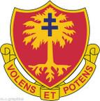 STICKER US ARMY UNIT Field Artillery Regiment