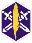 STICKER US ARMY UNIT 85th Civil Affairs Brigade SHIELD