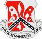 STICKER US ARMY UNIT 82nd Signal Company