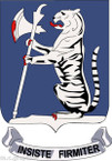 STICKER US ARMY UNIT 77th Armor Regiment