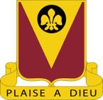 STICKER US ARMY UNIT 717th Transportation Battalion CREST