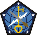 STICKER US ARMY UNIT 704 Military Intelligence Brigade SHIELD