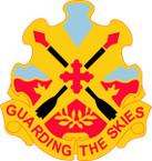 STICKER US ARMY UNIT 69th Air Defense Artillery Brigade