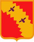 STICKER US ARMY UNIT 680th Glider Field Artillery Battalion SHIELD
