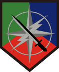 STICKER US ARMY UNIT 648th Maneuver Enhancement Brigades SHIELD